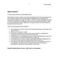 husordensregler for akerli borettslag - Herborvi.no