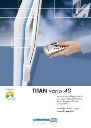 TITAN vario 4D - Info Market