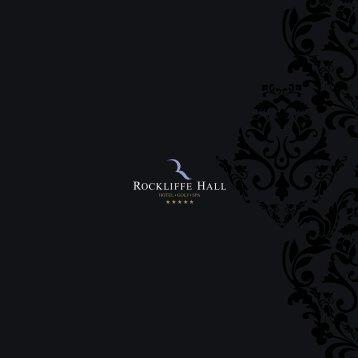 Fact Sheet#2 - Rockliffe Hall