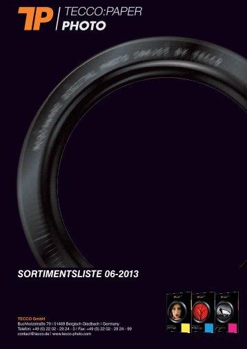 SortimentSliSte 06-2013 - Tecco