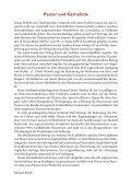 Pastor und Gemeinde - Theologisches Seminar Elstal - Seite 2