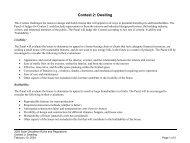 Contest 2: Dwelling - Solar Decathlon