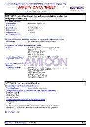4412 ACCELERATOR DY 070 (English (GB)) Huntsman ... - AMI-CON