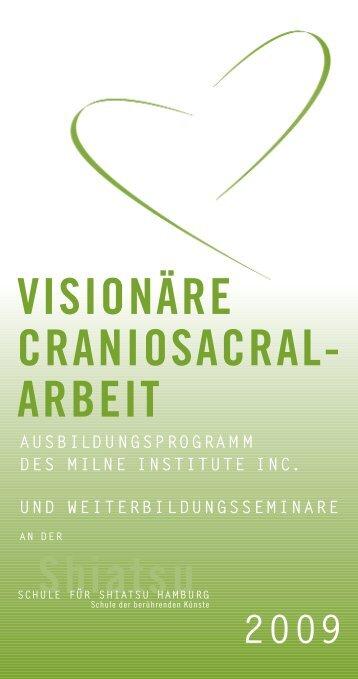 Shiatsu - Ausbildungsinstitute.de