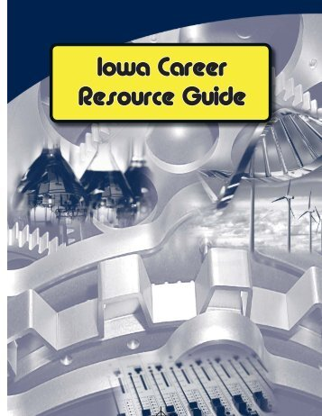 Iowa Career Resource Guide - Introduction and Interest Assessment