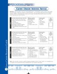 Iowa Career Resource Guide - Introduction and Interest Assessment - Page 6
