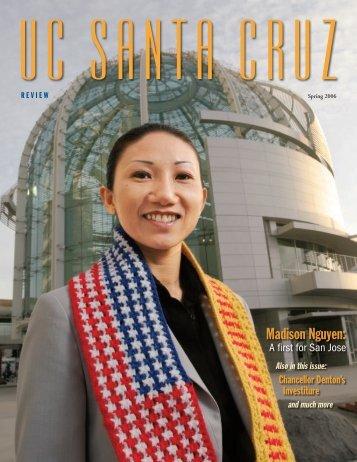 Spring - Review Magazine - University of California, Santa Cruz