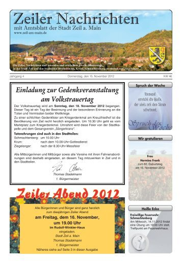 Einladung zur Neueröffnung am 27.02.2012 ab 09.00 ... - Mönchberg