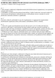 legge - Istituto Centrale per gli Archivi