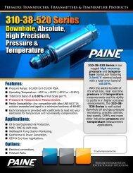 310-38-520 - Paine Electronics, LLC.
