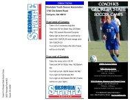 Georgia State Summer Soccer Camp-June 15-18