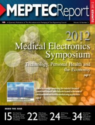 Medical Electronics Symposium - Meptec