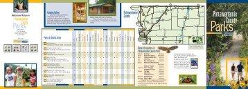 Pottawattamie County Parks Brochure