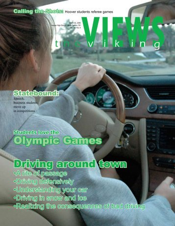 Driving around town theinkgiv Olympic Games - North Canton City ...