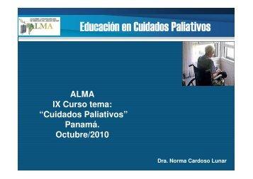 Educación en Cuidados Paliativos