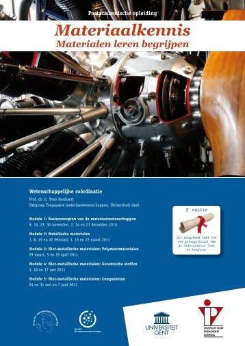 folder in pdf-formaat hier downloaden - IVPV - Instituut voor ...