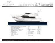 6 Optional - Carver Yachts