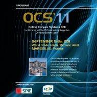 OCS'11