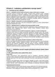 Příloha 2 – Indikátory udržitelného rozvoje území1 - Ústav územního ...