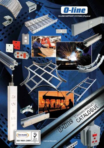 to download the O-Line Standard Product Catalogue