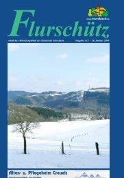 112. Ausgabe vom 28.01.2006 - Gemeinde Morsbach