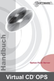 Virtual CD Option Pack Server - H+H Software GmbH