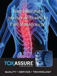 ToxASSURE - Medtox