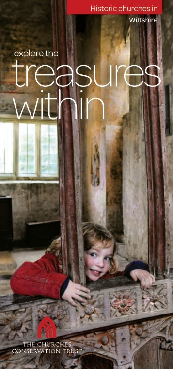 Wiltshire County Guide - The Churches Conservation Trust