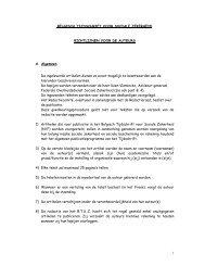 Richtlijnen voor auteurs (.pdf) - FOD Sociale Zekerheid