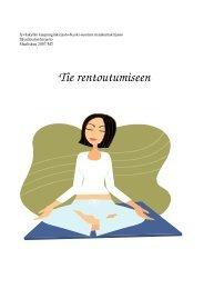 Tie rentoutumiseen