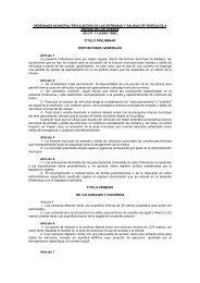 ordenanza municipal badajoz entrada y salida vehiculos - Miliarium