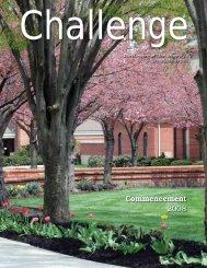 Commencement 2008 - Tiffin University