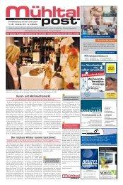 Mühltalpost - Dezember 2010