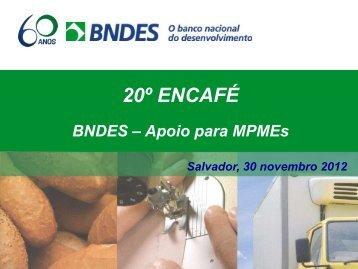 Remuneração Básica do BNDES - Abic