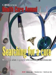 2005 health.cover - New Orleans City Business