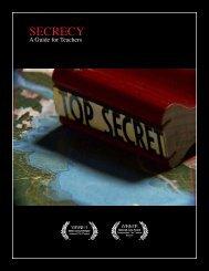 SECRECY - Bullfrog Films