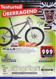 Fahrrad - 2 Rad Schertler