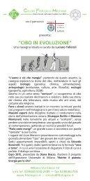 Programma Cibo in evoluzione.pdf - Studio De Angelis