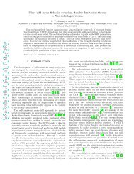 arXiv:0905.2445v1 [nucl-th] 14 May 2009 - Institute of Particle and ...