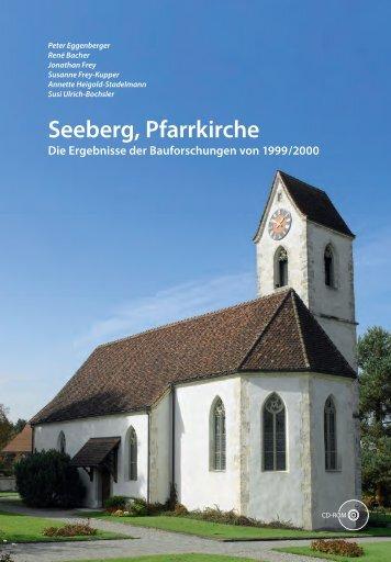 Seeberg, Pfarrkirche - Suzanne Frey-Kupper