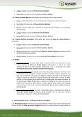 CONTABILIDADE COM MÚLTIPLOS PLANOS DE CONTAS - Siagri - Page 6