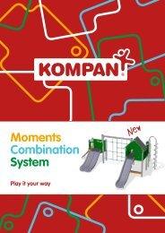 Moments Combination System - Kompan