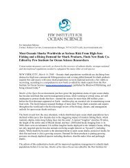 Download Press Release as a PDF - Institute for Ocean ...