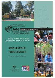 Links - Australian Association for Environmental Education