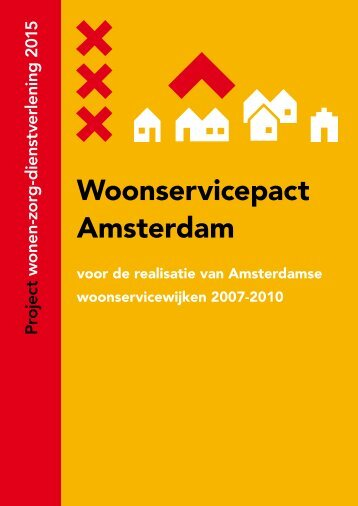 Woonservicepact Amsterdam - Huurdersvereniging Amsterdam