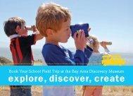 explore, discover, create - Del Mar Middle School