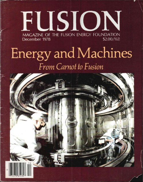 From Carnol to Fusion - FTP Directory Listing