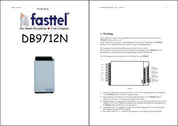 DB9712N - Fasttel