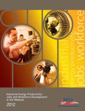 Industrial Energy Productivity: Jobs and Workforce Development in ...
