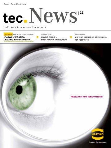 tec News22 - HARTING USA